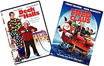 Christmas Comedy DVD Laugh Pack: Fred Claus / Deck the Halls