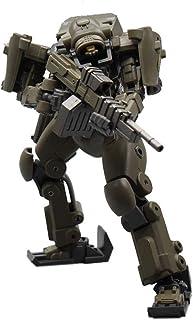 MECHANIC TOYS 『星霊神騎』 AGS-01 SAS特殊部隊 EW-53型 「潜行者」 ジャングル塗装仕様 1/60 ダイキャスト&ABS製 塗装済み 完成品 可動フィギュア [並行輸入品]