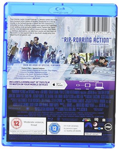Star Trek Beyond [Blu-ray] [2016] [Region Free]