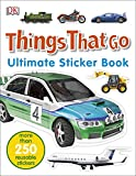 Things That Go. Ultimate Sticker Book