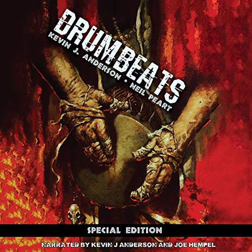 Drumbeats: Special Edition Audiobook By Kevin J. Anderson, Neil Peart cover art