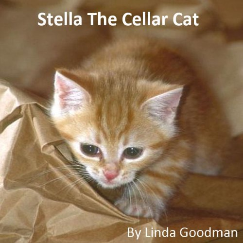 Stella the Cellar Cat cover art