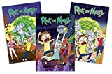 Close Up Set di Poster Rick And Morty (61cm x 91,5cm)