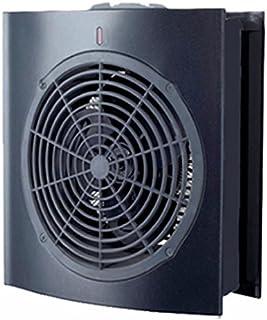 Supra JUNO Calentador de ventilador Interior Negro 2000 W - Calefactor (Calentador de ventilador, IP21, Interior, Pared, Negro, 2000 W)