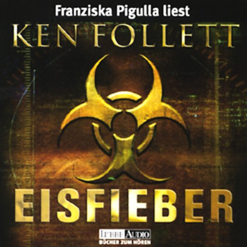 Eisfieber audiobook cover art
