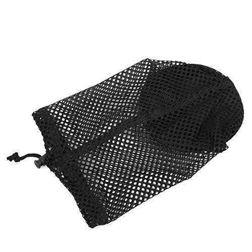 KUIDAMOS Mesh Nylon Atmungsaktive Golfballtasche 48-56 Balls Aufbewahrungstasche, zur Aufbewahrung von Golfbällen