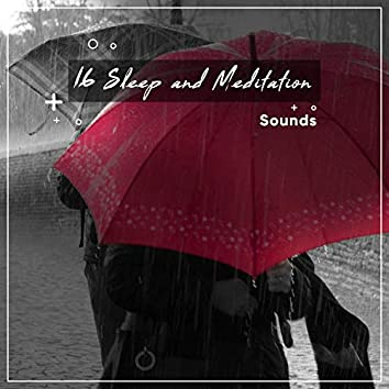 16 Ambient Rain Sounds, Loopable for Sleep and Meditation
