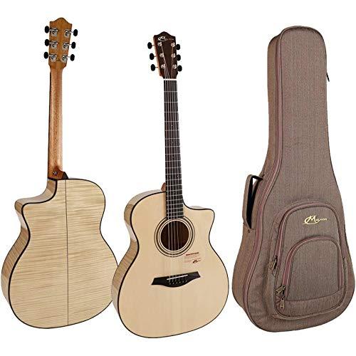 Mayson M7/SCE1 akoestische gitaar met tas