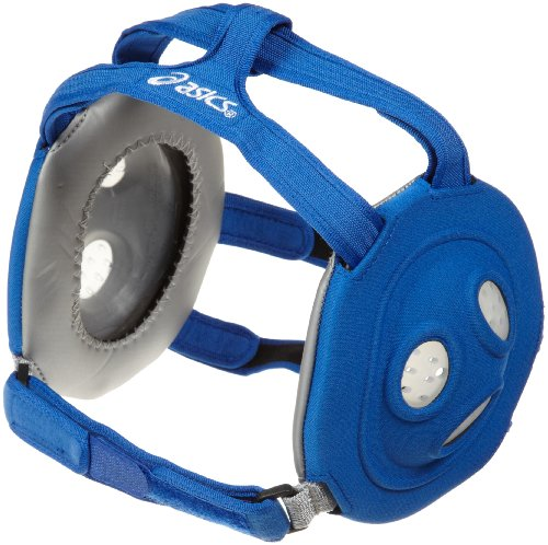 Asics Wrestling-Ohrenschutz Unrestrained Blau blau