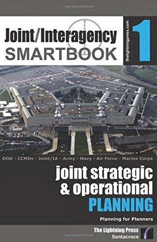 Joint-Interagency SMARTbook 1 - Joint Strategic