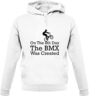 On The 8th Day The BMX was Created - Unisex Hoodie/Hooded Top