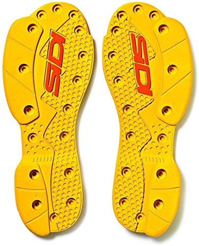 Sidi Ersatz-Stiefelsohlen Supermoto Gelb Gr. 45-46