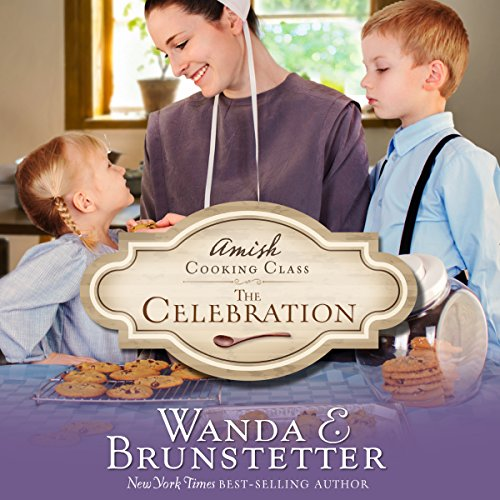 The Celebration audiobook cover art