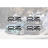 OZ Racing Radspeichen-Aufkleber für Alufelgen, 100mm