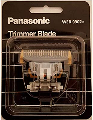 Panasonic WER9902 Trimmer Blade New Model 2018 Year fit to ER-GP80 ER1611 ER1512 ER1511 ER1510 ER1610 ER160 ER153 ER152 ER151 from Panasonic