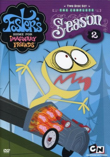 Foster's Home for Imaginary Friends - The Complete Season 2