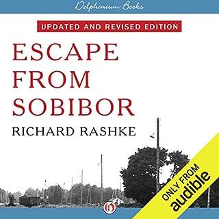 Escape from Sobibor audiobook cover art