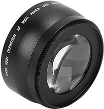 Bindpo SLR Camera Lens, 58mm 0.45x Wide Angle Macro Lens, Macro Close-Up Lens for Canon/for Nikon/for Sony/for Olympus Digital SLR Cameras