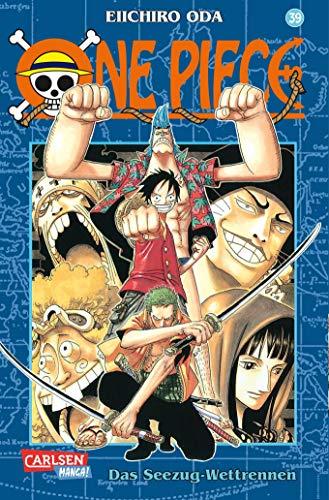 One Piece 39. Das Seezug-Wettrennen
