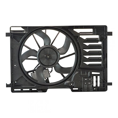 Price comparison product image Replacement Radiator Cooling Fan Assembly for Escape 1.6L 2.5L Transit Connect