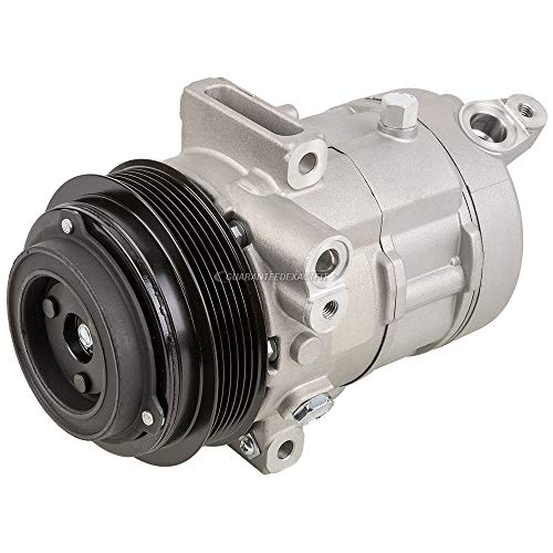 For Saturn LS2 LW2 LW300 L300 AC Compressor & A/C Clutch - BuyAutoParts 60-01670NA New