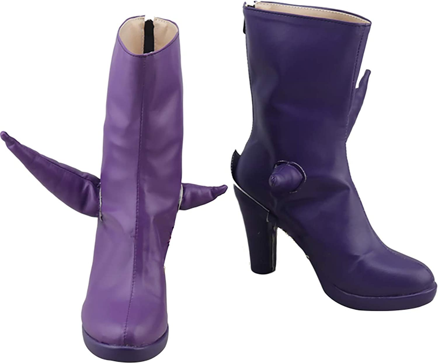 GSFDHDJS Cosplay Boots shoes for League of Legends Evelynn