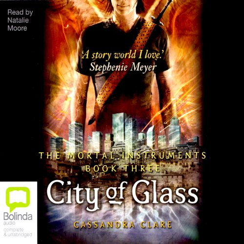 City of Glass cover art