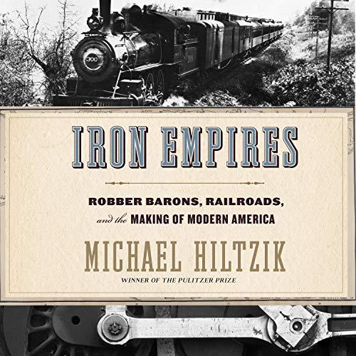Iron Empires cover art