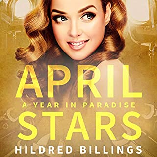 April Stars audiobook cover art