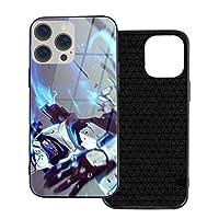 僕のヒーローアカデミア スマホケース iphone12/iphone12 pro/iphone12 pro max/iphone12 mini携帯カバーケース ハード携帯 強化ガラス背面TPUバンパー指紋防止レンズ保護 薄型 ギフト プレゼント