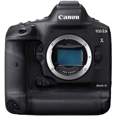 Canon EOS-1D X Mark III Body from Canon USA