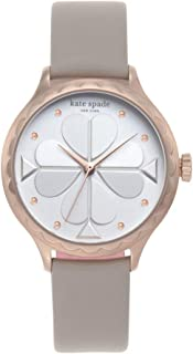 Kate Spade New York Rosebank Leather Wrist Watch