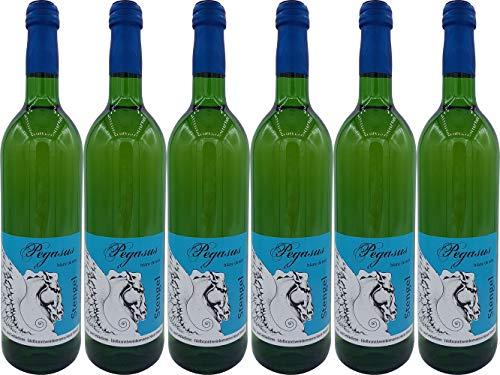 Sekt- und Weinmanufaktur Stengel Pegasus Blanc de Noir - Der Sommerwein Halbtrocken (6 x 0.75 l)