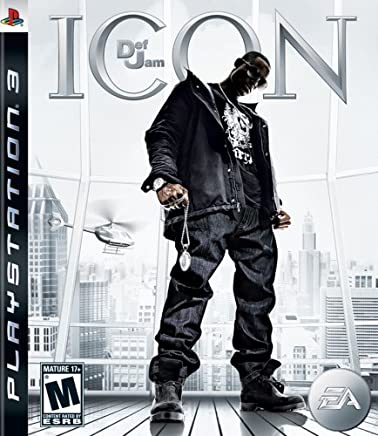 Def Jam Icon - Playstation 3 by Electronic Arts