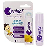 ARNIDOL - Roll On 15ml, Reconforta y refresca tras golpes leves, Arnica y Harpagofito