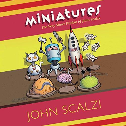 Miniatures cover art