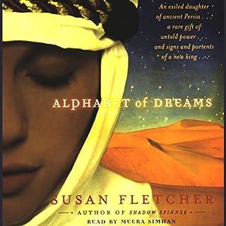 Alphabet of Dreams audiobook cover art