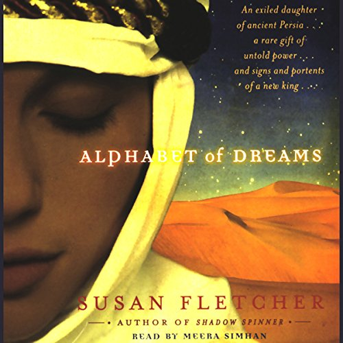 Alphabet of Dreams audiobook cover art