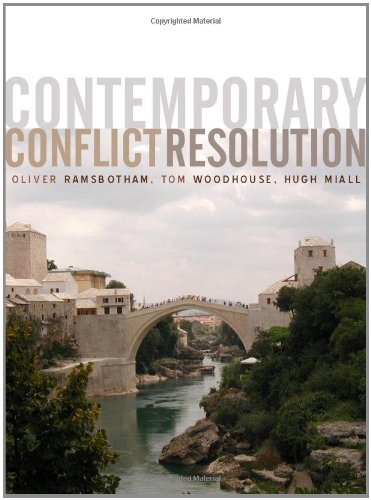 Contemporary Conflict Resolution, 2nd edition