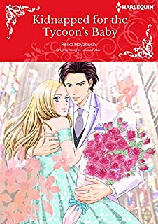 Kidnapped For The Tycoon's Baby: Harlequin comics