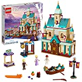 LEGO Disney Princess - Aldea del Castillo de Arendelle, Set de construcción...