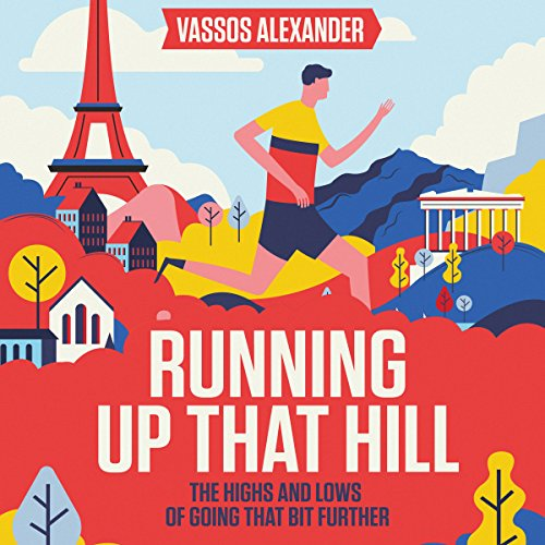 Running Up That Hill audiobook cover art