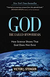 God: The Failed Hypothesis book cover