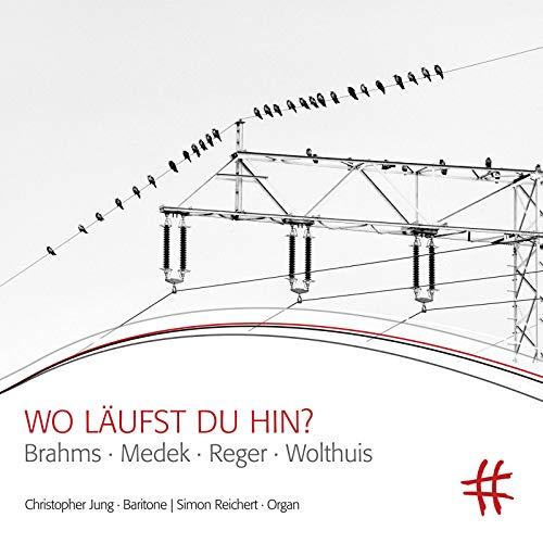 11 Chorale Preludes, Op. 122 (Excerpts): No. 5, Schmücke dich, o liebe Seele