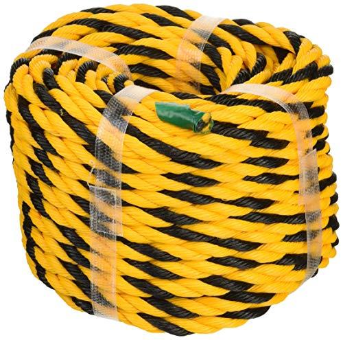 アズワン 軽量標識ロープ(トラロープ) Y12#-20 1巻 / 2-9722-02