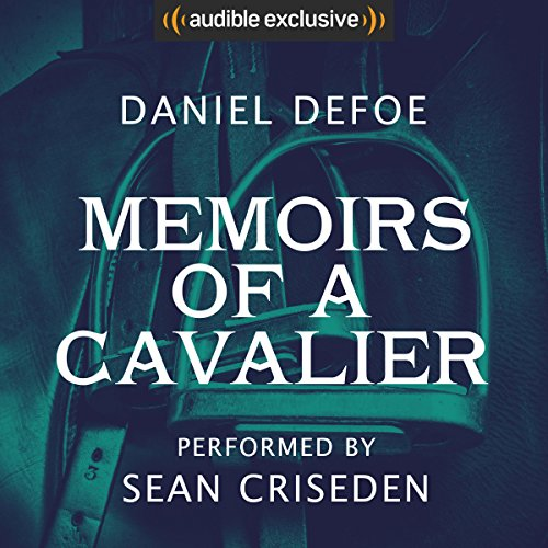 Memoirs of a Cavalier audiobook cover art