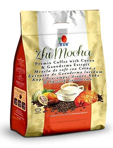 1 Pack DXN Zhi Mocha Ganoderma Coffee 20 Sachets
