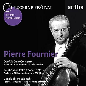 Lucerne Festival Historic Performances: Pierre Fournier