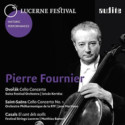 Pierre Fournier, Schweizerisches Festspielorchester, István Kertész, Orchestre Philharmonique de la RTF, Jean Martinon, Festival Strings Lucerne & Matthias Bamert