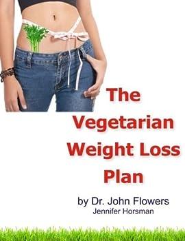 Paperback The Vegetarian Weight Loss Plan Book